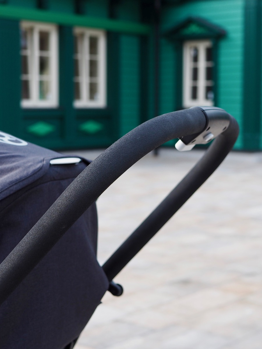 opinia cybex eesy s twist spacerówka obracane siedzisko