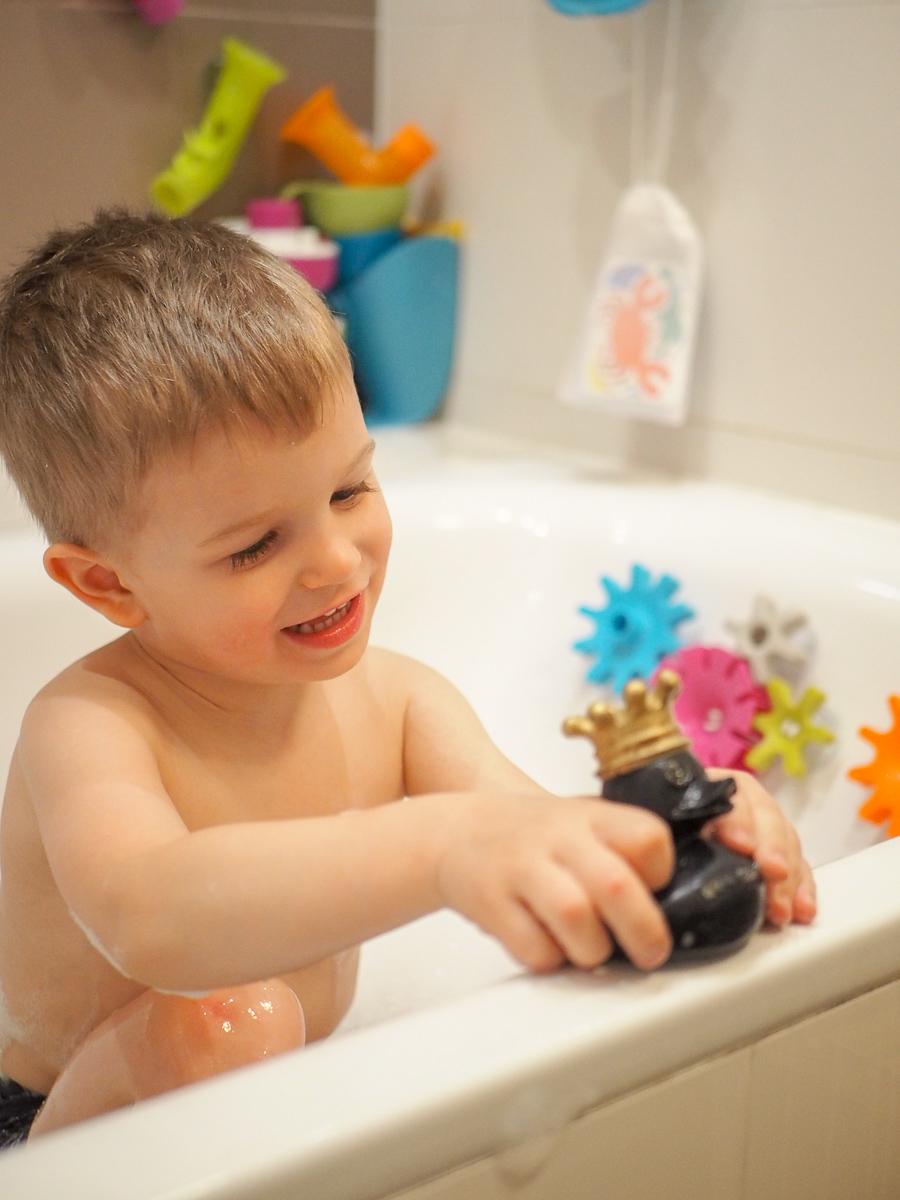 zabawki do kąpieli przegląd