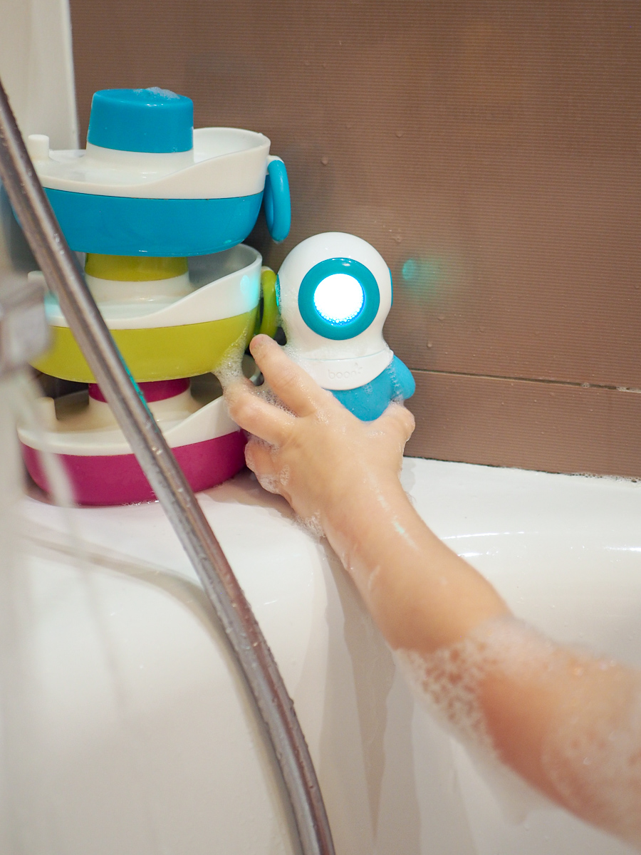 zabawki do kąpieli przegląd boon marko nurek