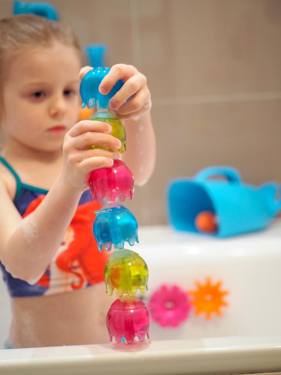 zabawki do kąpieli przegląd boon