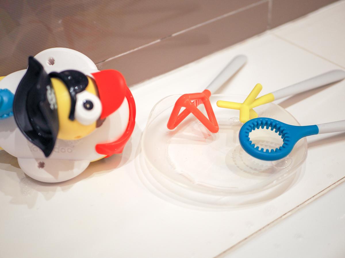 Wielki przegląd zabawek do kąpieli. Prezent od wielkanocnego