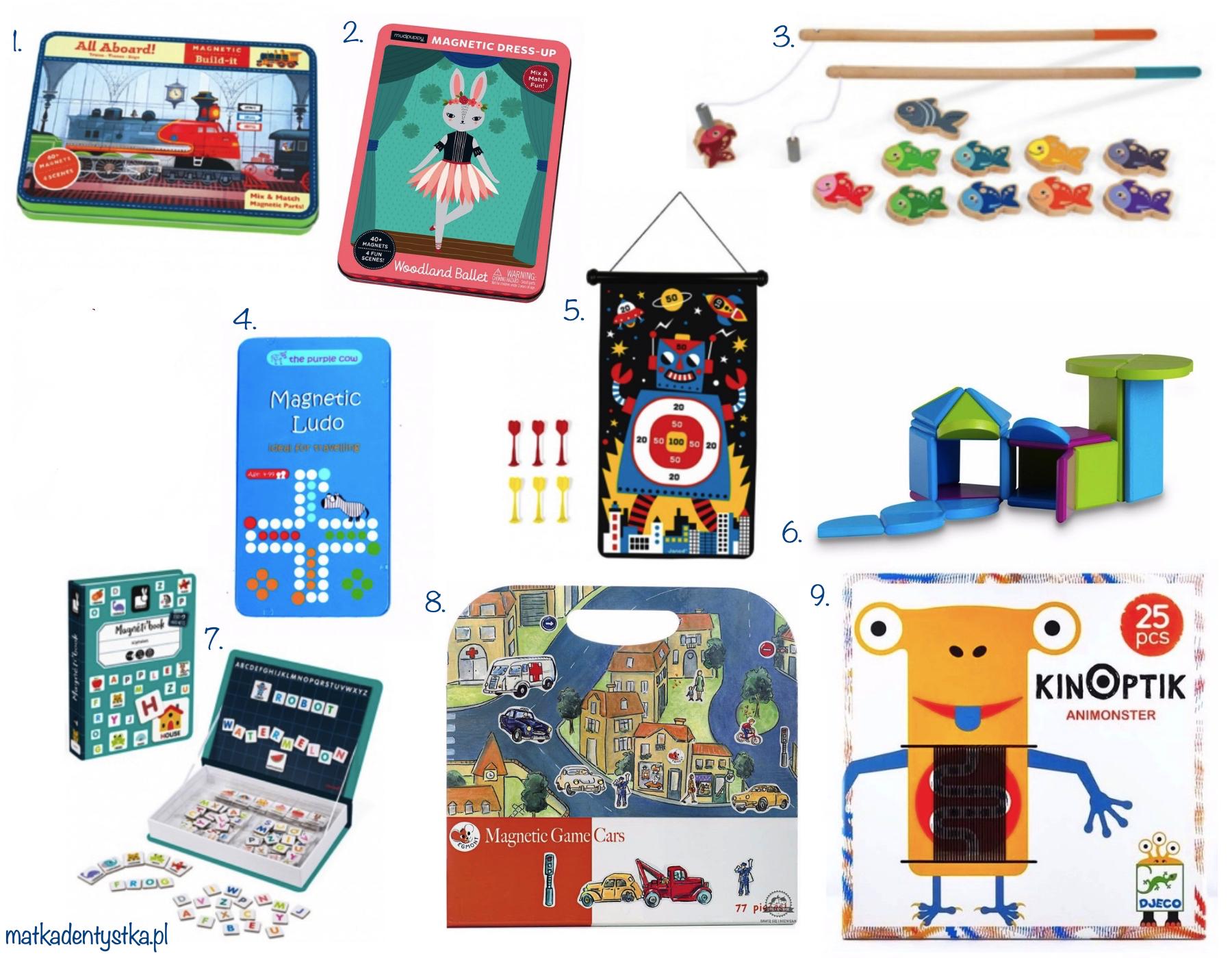 prezent na dzień dziecka przedszkolak edukacyjne