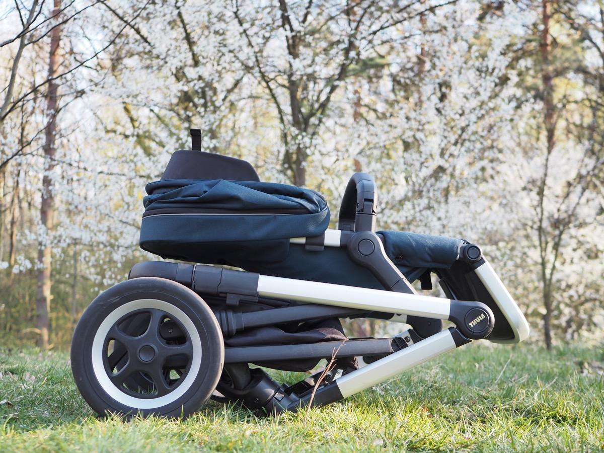 thule sleek recenzja wózek podwójny spacerówka gondolathule sleek recenzja wózek podwójny spacerówka gondola