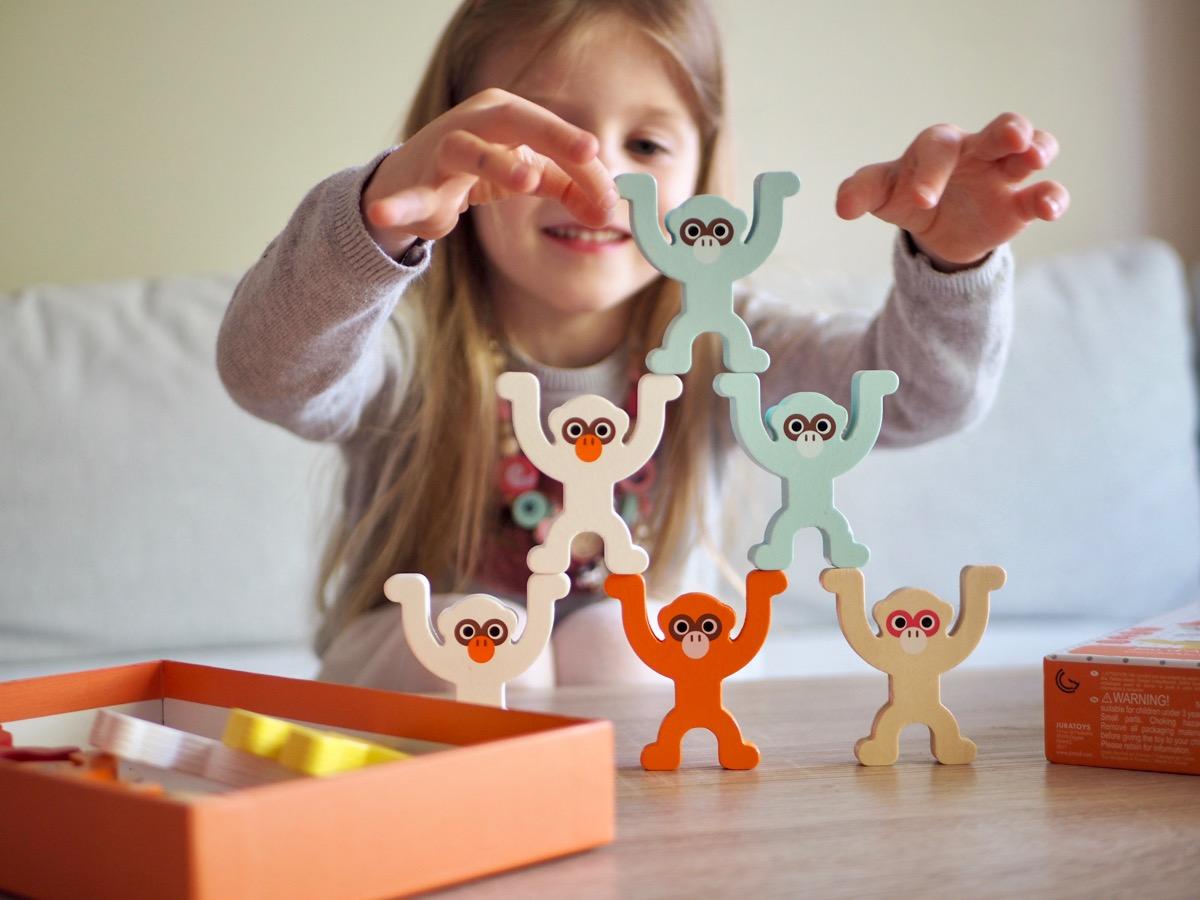 prezent na dzień dziecka przedszkolak janod