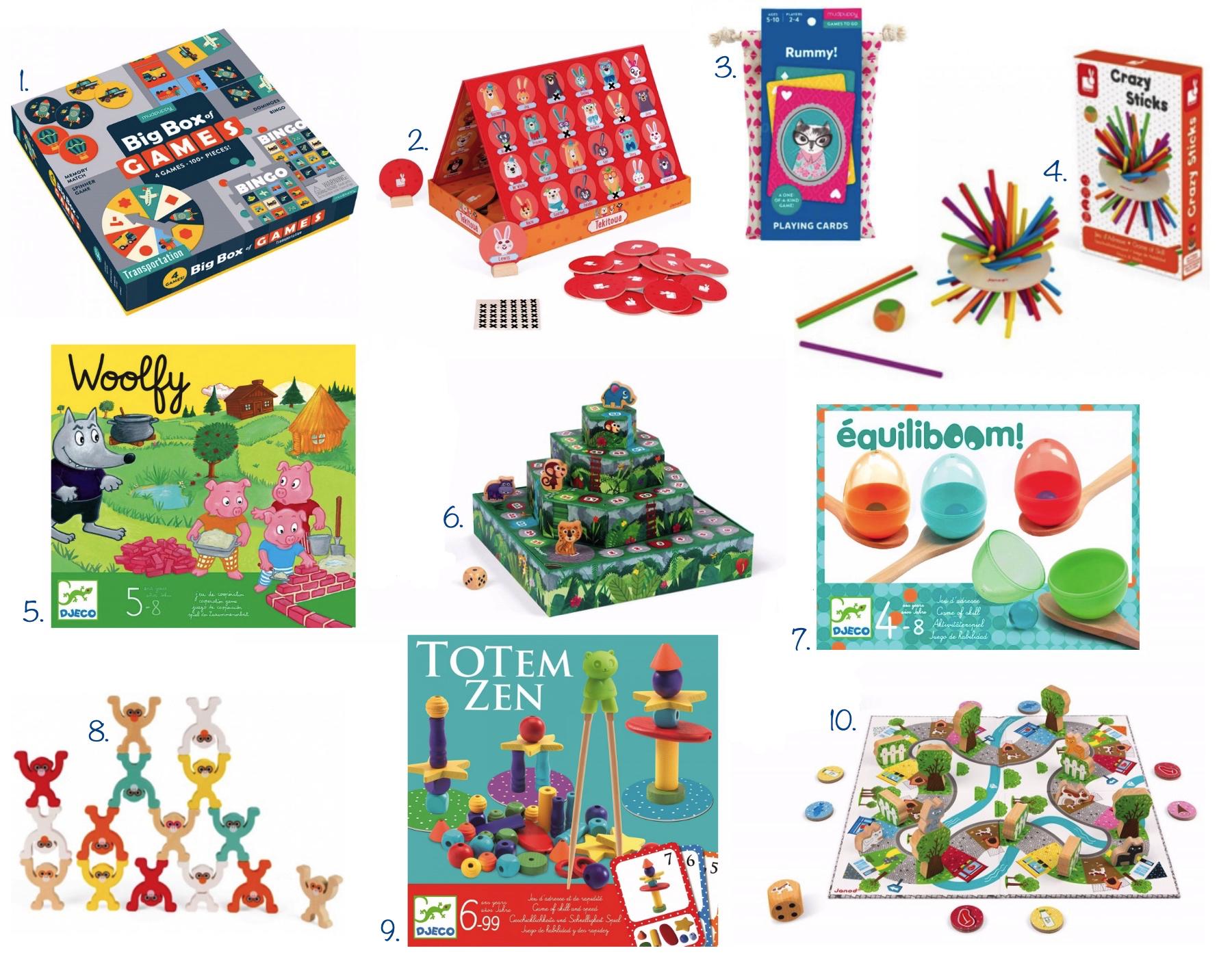 prezent na dzień dziecka przedszkolak gry