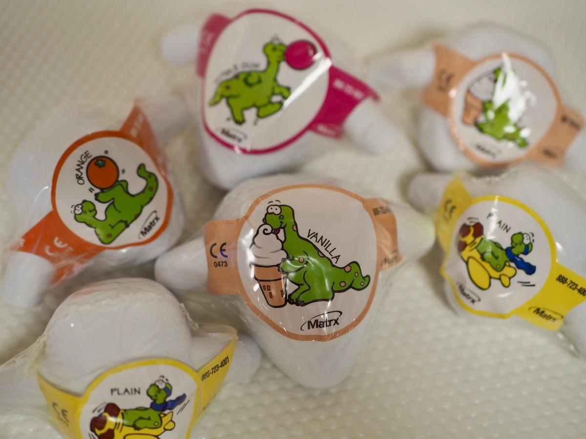 leczenie mleczaków dziecko nie współpracuje u dentysty