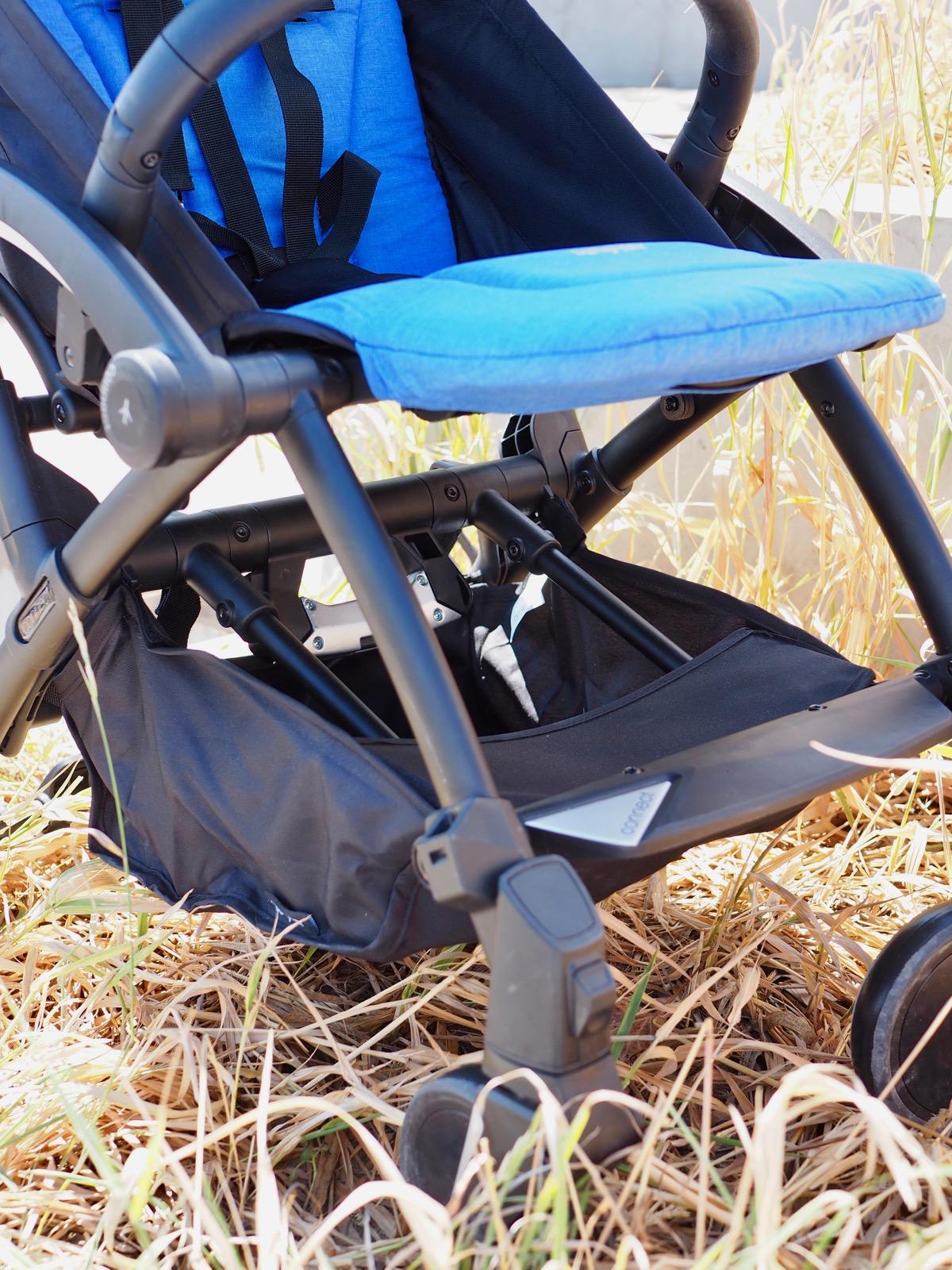 Bumprider Connect wózek do samolotu spacerówka gondola recenzja
