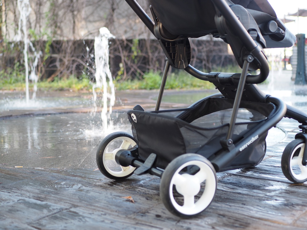 wózek easywalker charley recenzja opinia