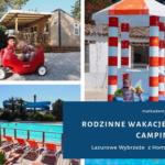 Rodzinne wakacje na campingu - Lazurowe Wybrzeże z Homair.pl