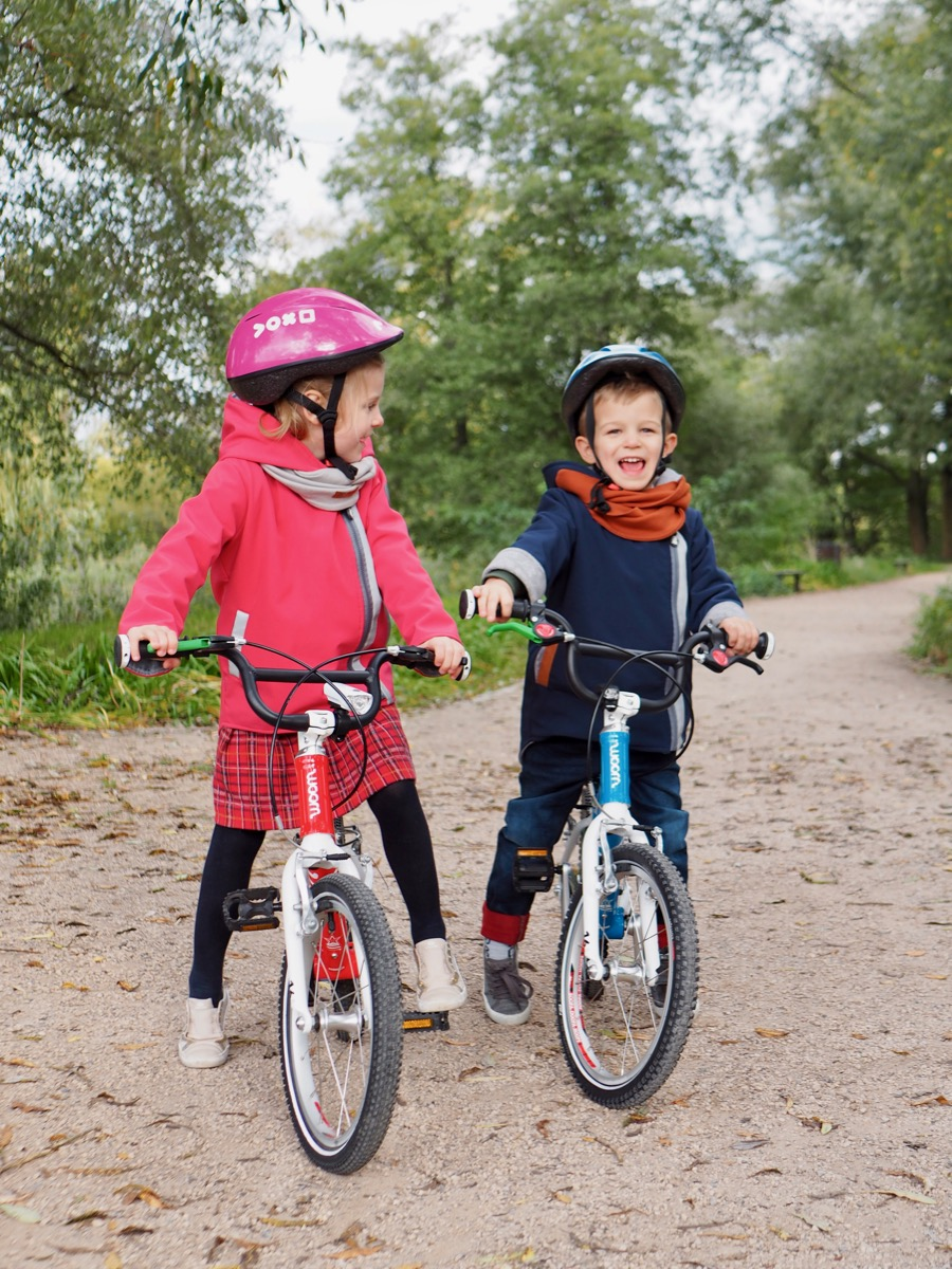 rower woom 3 recenzja kod rabatowy jak nauczyć dziecko jazdy na rowerze