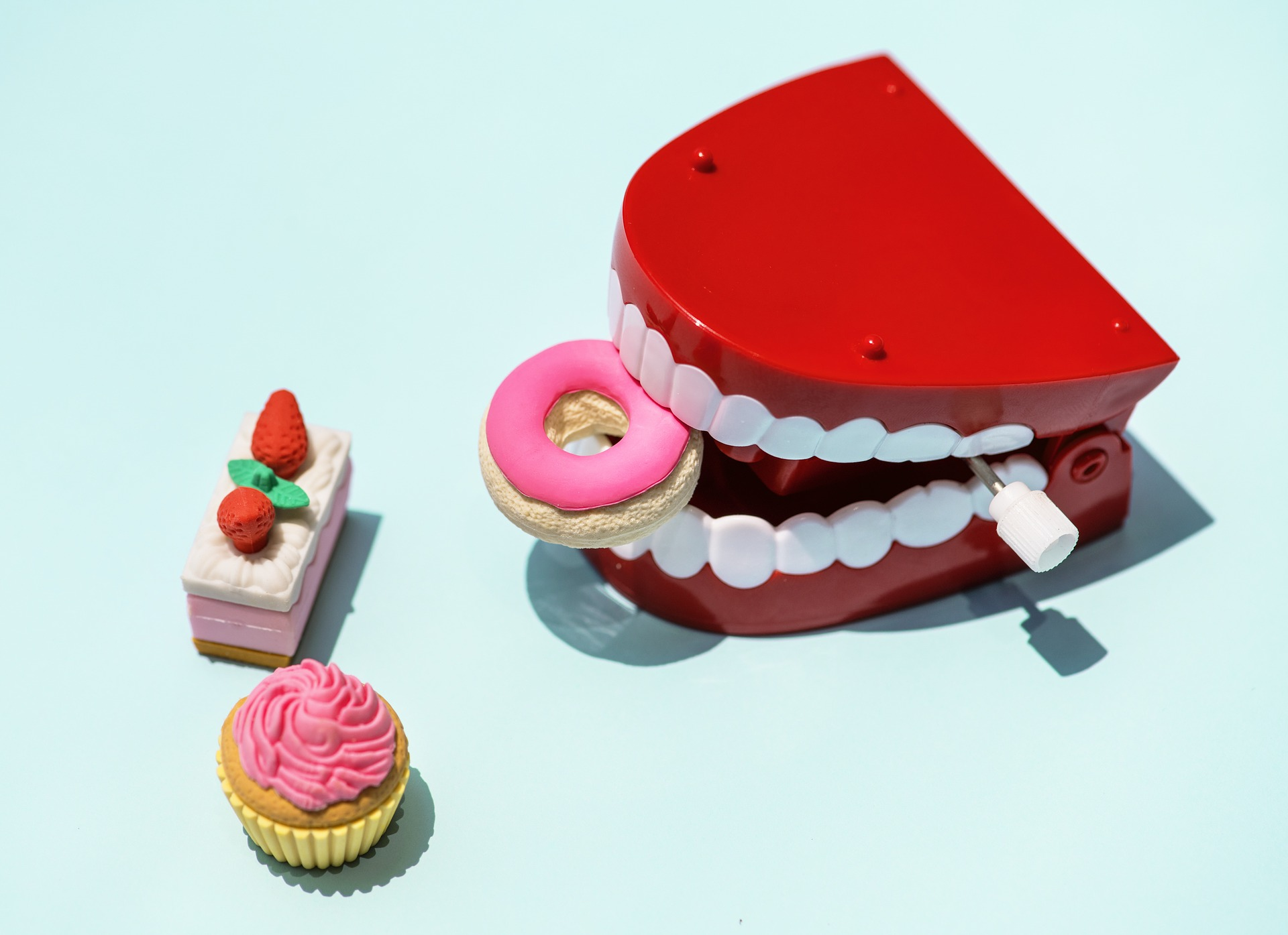jedzenie zęby dieta próchnica poradnik dentysta