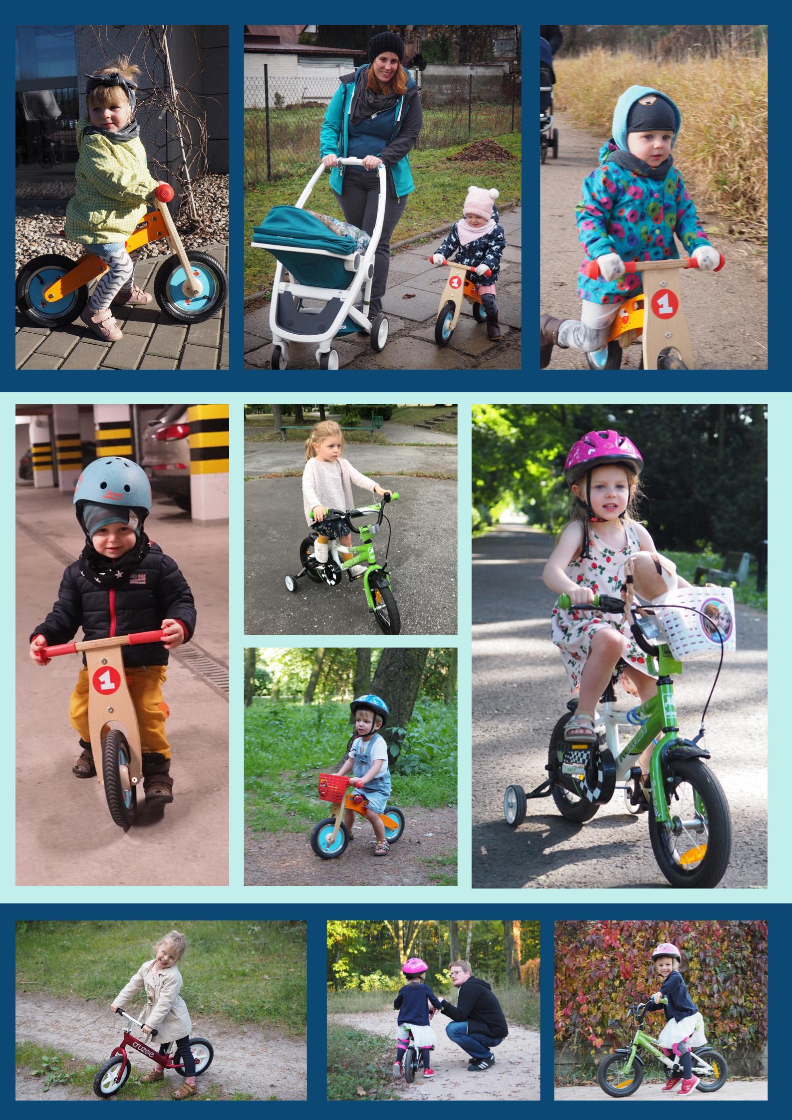woom 3 recenzja kod rabatowy jak nauczyć dziecko jazdy na rowerze