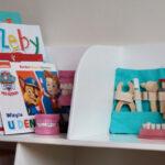 Książeczki stomatologiczne dla dzieci.