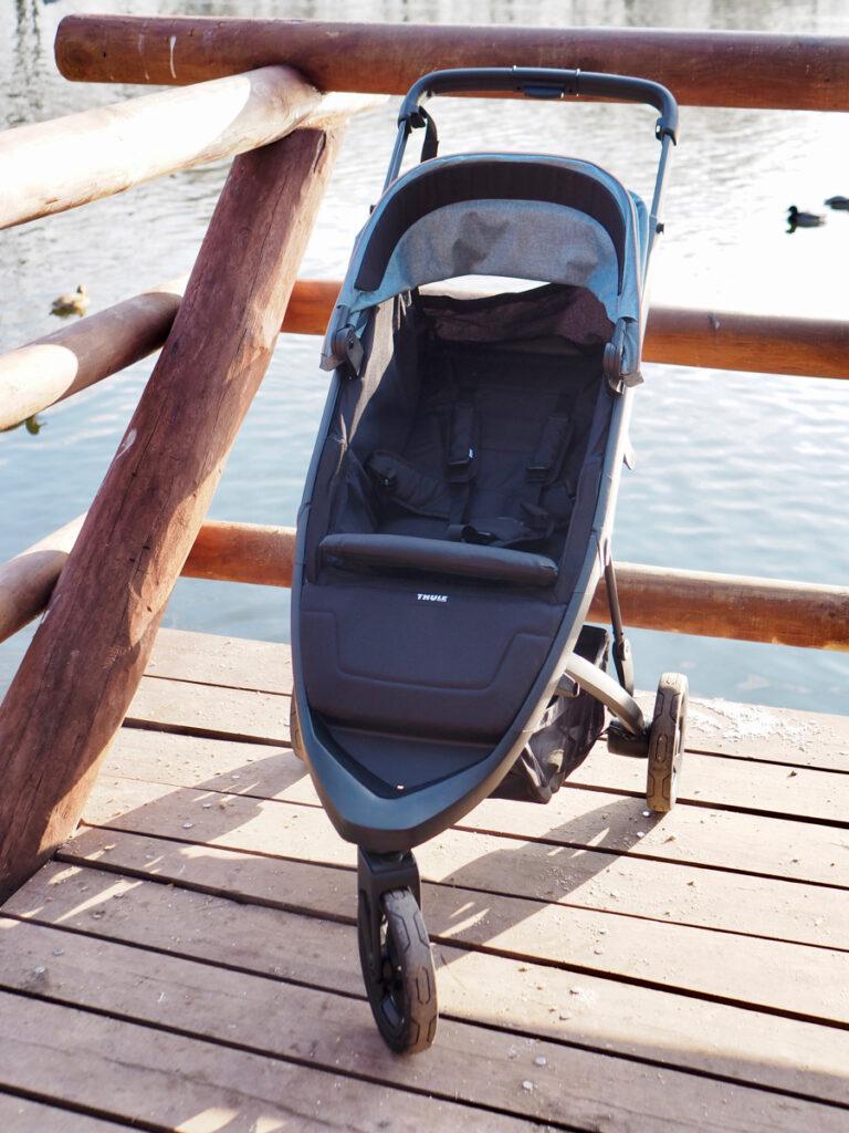 Thule spring nowy wózek spacerówka recenzja