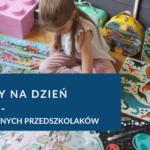 Prezenty na Dzień Dziecka dla kreatywnych przedszkolaków