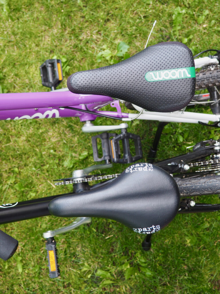 recenzja porównanie rower woom 4 kubikes 20L Tour