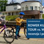 Rower Kubikes 20L TOUR vs Woom 4 - recenzja i porównanie