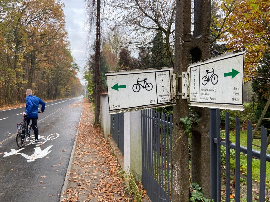 wycieczka rowerowa z dzieckiem warszawa gotowe trasy